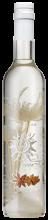 Anis escarchado contendo pedras pequenas ou maiores, conforme o gosto do cliente. Tem aroma subtil e gosto persistente.