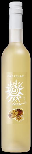 Este licor tem um aroma a noz madura e um sabor persistente à noz acabada de partir.